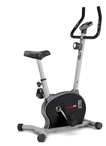 Everfit BFK-300 Bicicletta da Camera, Nero