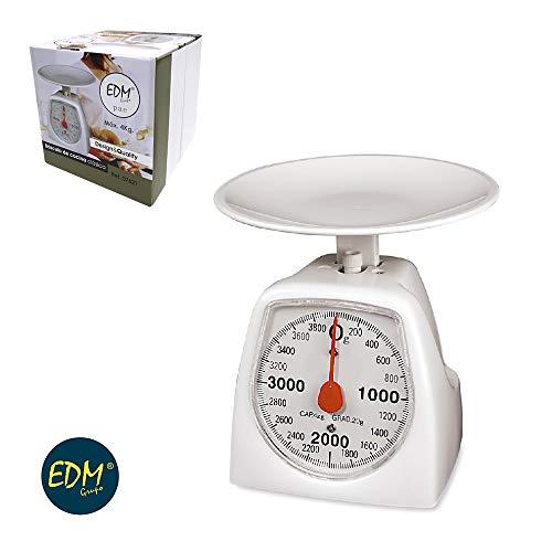 Mechanische keukenweegschaal, maximaal 4 kg EDM