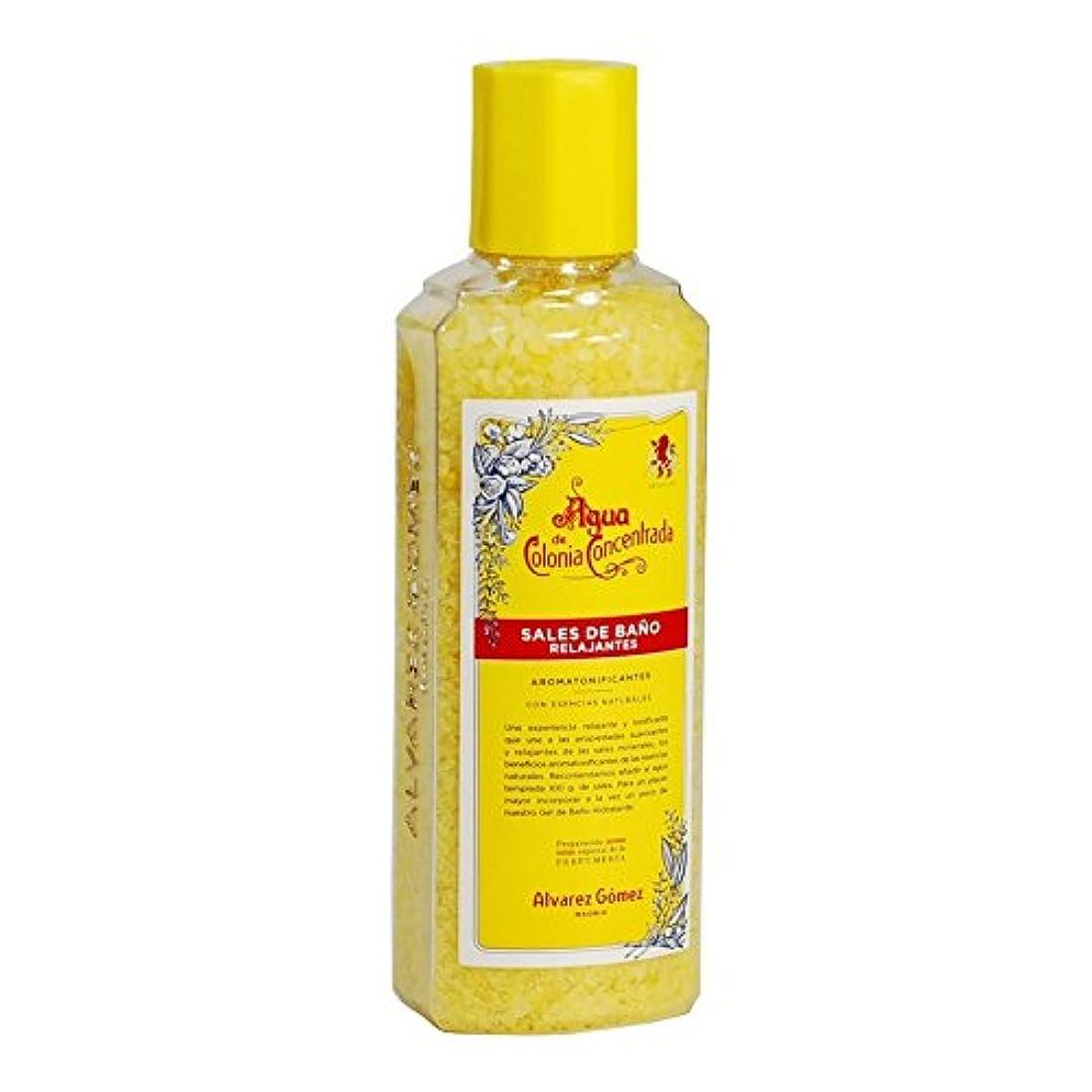 楽観最悪やさしい?lvarez G?mez Agua de Colonia Concentrada Bath Salts 300g (Pack of 6) - アルバレス?ゴメスアグア?デ?コロニア入浴剤300グラム x6 [並行輸入品]