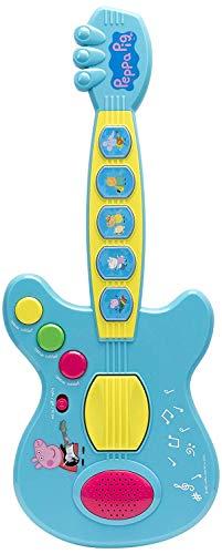 Peppa Pig Kids Musical Fun Stuff Educational Guitar