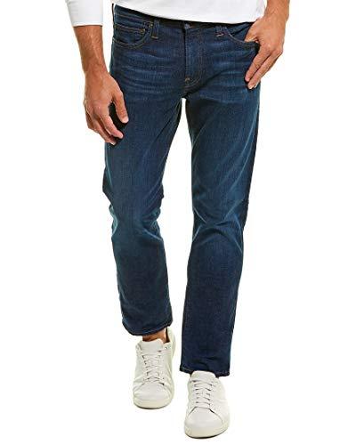J.Crew Mercantile Men's 484 Stretch Slim Fit Jean, Midnight Blue wash, 34W X 32L
