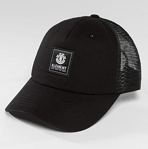 Element Herren ICON MESH Cap Caps, All Black, U