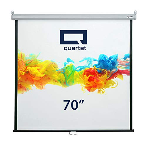 Quartet Pantalla De Pared 70″ (1.78 x 1.78)