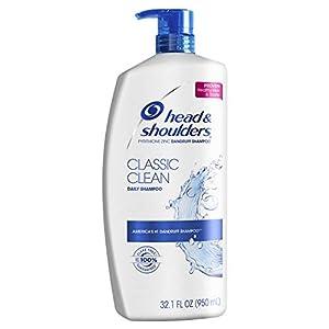 Beauty Shopping Head and Shoulders Classic Clean Anti-Dandruff Shampoo 32.1 Fl Oz