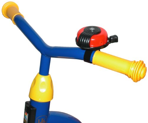 Kettler Bike Handlebar Bell Accessory, High Pitch Alert Bell for Kids Tricycles