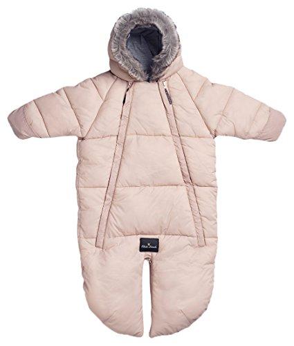 Elodie Details Baby Overall, 0 bis 6 Monate, Powder Pink