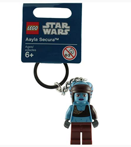 LEGO Star Wars Aayla Secura Key Chain 853129 by LEGO