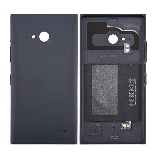 WANGZHEXIA Pezzi di Ricambio per Nokia Cover Posteriore per Batteria NFC in Tinta Unita per Nokia Lumia 735