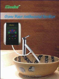 Generador De Ozono Ozonizador De Agua El Grifo Digital