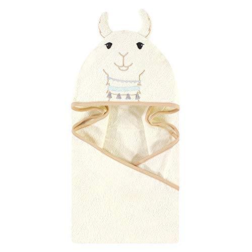 Little Treasure Animal Face Hooded Towel