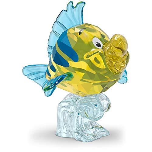 Swarovski The Little Mermaid Flounder yellow Size: One Size