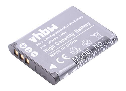 vhbw AKKU LI-ION passend für Toshiba Camileo BW10 BW 10