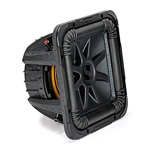KICKER 44L7S102 10 inch Solobaric L7 Woofer zwart