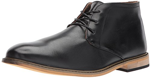 Deer Stags Men's James Chukka Boot, Black, 9.5 Medium US