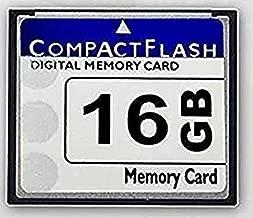 Compact Flash Memory Card 16G CF Card 133X high Speed Memory Card Single-Lens Reflex Camera Memory Card.