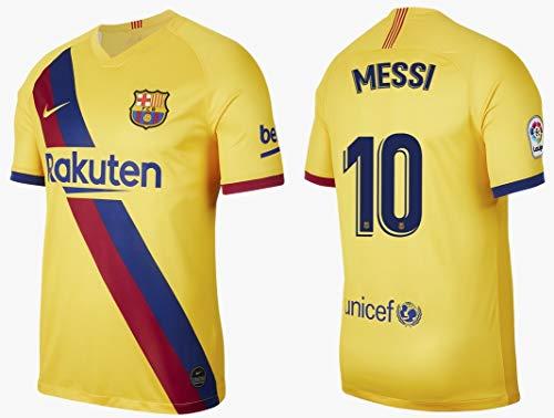Unbekannt Trikot Herren 2019-2020 Away La Liga - Messi 10 (M)