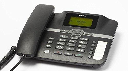 Teléfono 3G GSM de sobremesa Huawei F610 Libre para todas las SIM y USIM