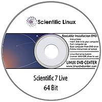 Scientific Linux 7.8 Live (64Bit) - Bootable Linux Installation DVD