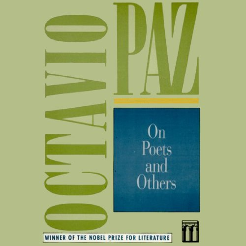 On Poets and Others audiobook cover art