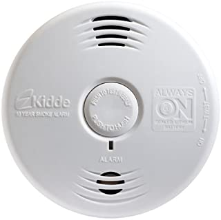 Kidde 10 Year Battery Smoke Alarm   Photoelectric   Bedroom Area   Model P3010B