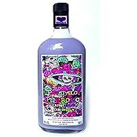 Patapalo Peligrosso Cremas con Tequila- MORA- Botella 1L