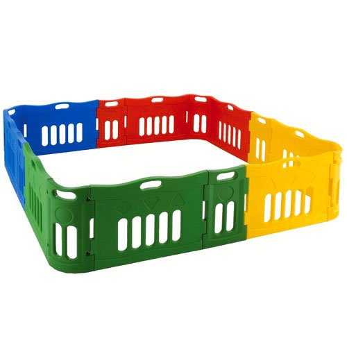None Versatile Play Pen - Large (16 pieces)