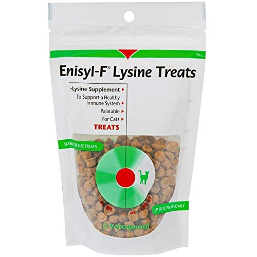 Top 10 best selling list for enisyl f l lysine nutritional supplement for cats