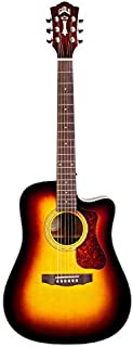 Guild D-140CE Acoustic-Electric Guitar in Sunburst