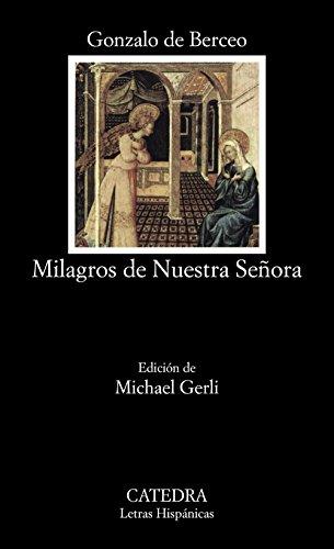Milagros de Nuestra Señora (Letras Hispánicas)