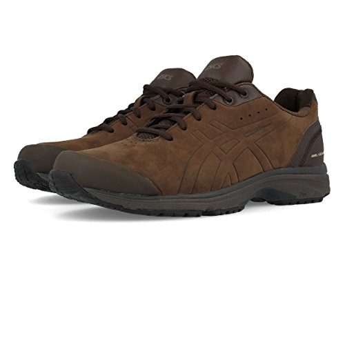 asics Gel-Odyssey WR, Damen Walkingschuh, chocolate brown/java - braun - 6,5