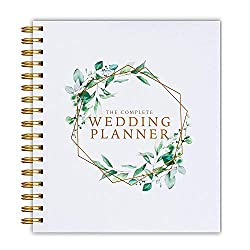 Wedding Planner & Organiser - Designed by former wedding planners this 102 page quality wedding planning book is the perfect companion to help you plan Your Perfect Day. Unlike other planners on Amazon this has been designed for UK weddings, with lot...