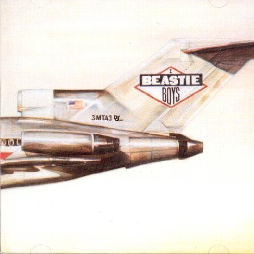 026 the series [masterpieces recommended imjinmo, LICENSED TO ILL] by BEASTIE BOYS [Korean Imported] (2008) by BEASTIE BOYS