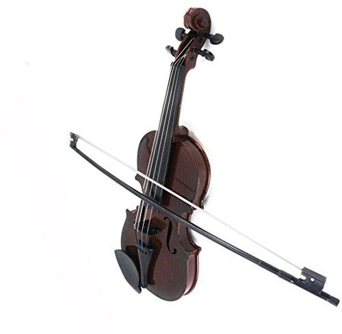Covermason Kinder Geige Musik Violine Musikinstrument (Farbe zufällig) …