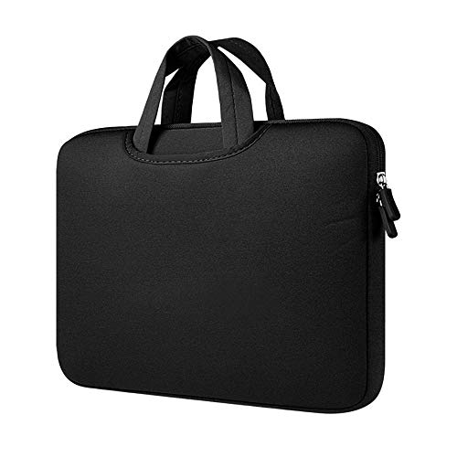 Laptop Bag Sleeve Bag Laptop Case for acbook Air Pro Retina 11.6 13.3 15.4 15.6 for otebook Cover-Black_Set_11.6 inch