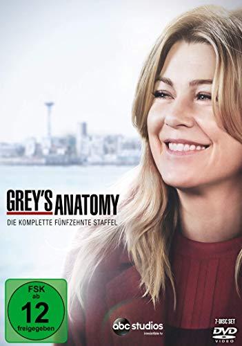 Grey's Anatomy: Die jungen Ärzte - Die komplette fünfzehnte Staffel [7 DVDs]