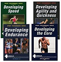 NSCA Sport Performance Series Bundle (Developing Agility & Quickness, Developing Endurance, Developing Speed and Developing the Core)