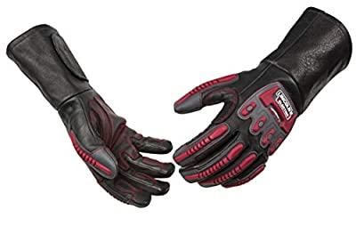 Lincoln Electric Roll Cage Welding Rigging Gloves