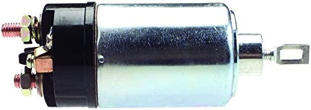 New 12V Starter Solenoid For 1979-01 Bomag, 1963-75 KHD, 1964-84 Volvo Penta, 3-Term 057-550-63 0331302060 0331302096 20167095 5447934 5774934 833735