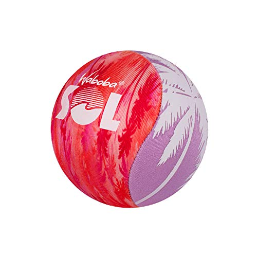 Waboba Sol Foam Ball, Palm Trees