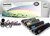 InkyDoo TN-315/ TN315 Compatible Hi-Yield 4 Color Toner Set- for Brother HL-4140, HL-4150, HL-4570, MFC-9460, MFC-9465CDN, MFC-9560 CDW, MFC-9970. 1 Year Full Warranty.