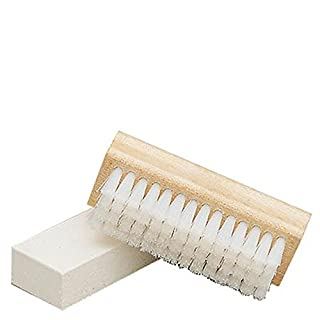 """Woodlore 3"""" Suede Bar And 3"""" Brush - N/A (B000PD5ESU) 