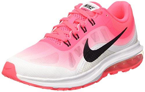 Nike Air MAX Dynasty 2 GS, Zapatillas Unisex Niños, Rosa (Racer Pink/Black/White), 36 EU