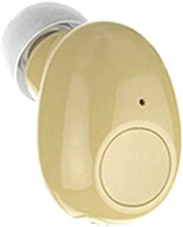 Single Bluetooth Earpiece10 Hrs Playtime,Wireless Headphone, Mini Bluetooth Headset Hands-Free Car Earphone,Cell PhoneV4.1...