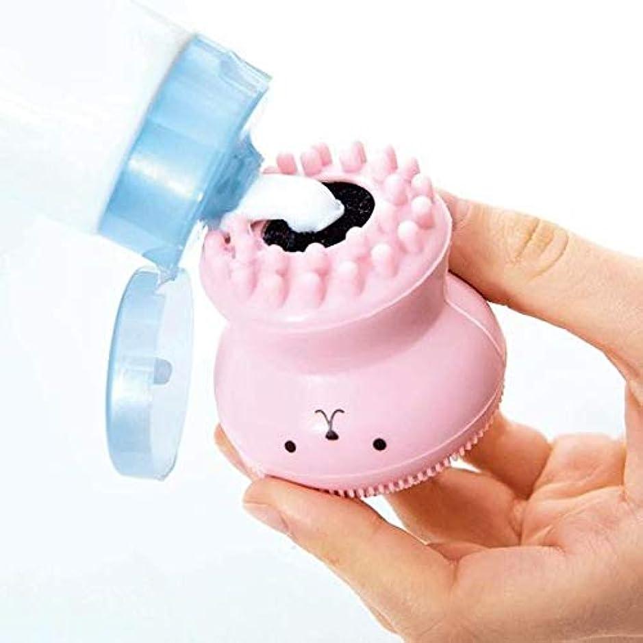カヌーローン細いコジット 泡洗顔バブバブスポンジ _