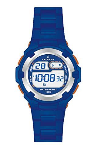 Radiant Reloj Mujer de Digital con Correa en Caucho RA446601