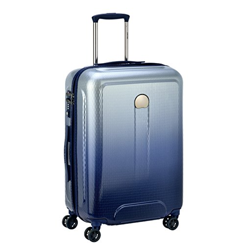 DELSEY PARIS HELIUM AIR 2 Maleta, 64 cm, 65 liters, Azul (Bleu Canard)