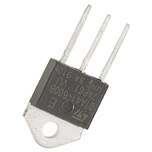 Triacs - TOOGOO(R)BTA41-600B 600V 40A Silizium Regler Gleichrichter Standard Triac