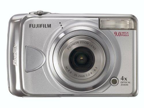 Fujifilm FinePix A 920 Digitalkamera (9 Megapixel, 4-fach opt. Zoom, 6,9 cm (2,7 Zoll) Display)