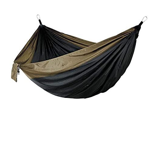 Aiong Hamaca Grande y Relajante Doble viajeParacaídas Hamaca Doble para Acampar