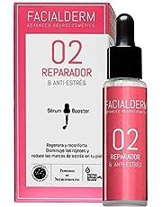FACIALDERM – 02 booster serum reparerande & anti-fläckar & anti-stretch